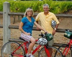 Napa Valley Bike Tours offers bike rentals and many unique wine, spa and restaurant bike tours for couples, groups, women and more.