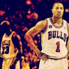 Derrick Rose #Bulls