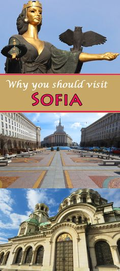 Why you should visit Sofia (Bulgaria). And What to See and Do #Sofia #Bulgaria