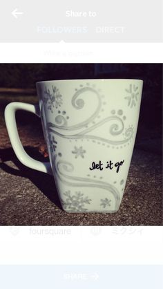 Customize your own personalized unique / couple mugs with your own unique/creative design/texts you like on snapmade.com.