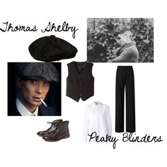 Peaky Blinders not-all-heroes-wear-capes by not-all-heroes-wear-capes