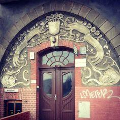#poznan #jeżyce #art #architecture
