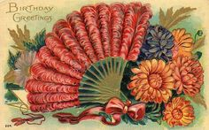 vintage cards | ... Crafts » Blog Archive » Free Printable Vintage Birthday Cards