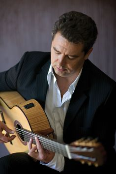 Marc Antoine is a jazz fusion guitarist. Marc currently resides in Madrid, Spain. His guitar play style is based on Roma music.