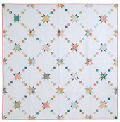 Happy Quilting: Star Crossed - Featured in McCalls Quilting!!