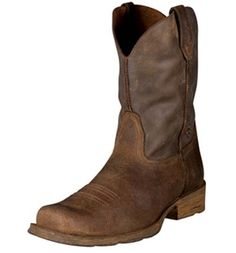 Enter to win a pair of Men's Ariat Rambler Boots, style #35829 (Langston's item #499-WES-35829).