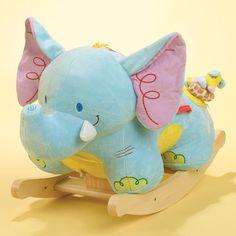 Elephant Baby Rocker.