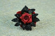 <3 Floral, Rings, Flowers, Jewelry, Jewlery, Jewerly, Ring, Schmuck, Jewelry Rings