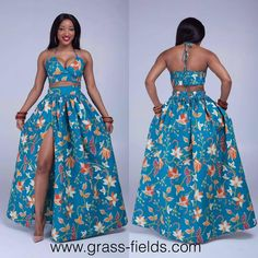 hello beautiful african ladies, spice up your looks with this beautiful stunning african ankara styles. below are ankara flare gowns, ankara jumpsuits,ankara African Fashion Ankara, African Inspired Fashion, Latest African Fashion Dresses, African Print Fashion, Africa Fashion, African Prints, African Style, African Prom Dresses, Ankara Dress Styles