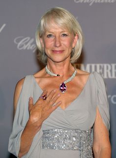 Helen Mirren Photo - Chopard Trophy party