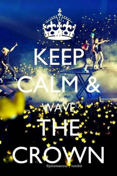 "This is probably the best ""Keep Calm"" I have ever seen!! - BIGBANG"