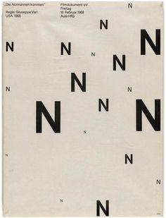 Dark Side of Typography — searchsystem: Dan Friedman / Die Normannen. Poster Design, Logo Design, Graphic Design Typography, Web Design, Design Art, Print Design, Layout Design, New Wave, Editorial Layout