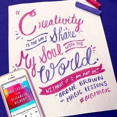 Dear Ones! @brenebrown is my very special guest on this week's episode of the MAGIC LESSONS podcast! I hope you enjoy this interview. It's really wonderful. This will be my last episode of the podcast for quite some time now as I have to focus on my book to her and getting to work on my next novel! But I have a feeling it will be back someday So I will keep you posted! Thank you for all the love you have shown to this project of mine. It was a blast! #BigMagic #brenebrown #MagicLessons…
