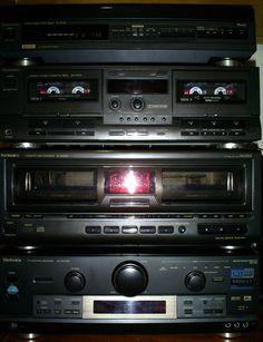 Technics sound system Hi Fi System, Audio Equipment, Icons, Vintage, Symbols, Vintage Comics, Ikon