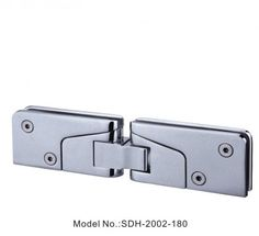 90 180 Degree Glass To Wall Shower Door Hinges