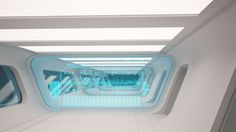 futuristic interior design - Google Search