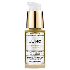 Sunday Riley - Juno Transformative Lipid Serum  #sephorasweeps