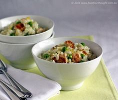 Chicken risotto - thermomix
