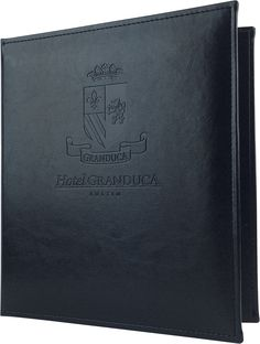Hotel Granduca - Create an attractive arrangement of your menu items with menu covers from Menu Designs. We have a large selection of menu covers made from the finest materials. Whether you're a café interested in menu boards or a five star dining establishment who's looking for leather menu covers, we're sure you'll find the perfect menu covers for your restaurant.