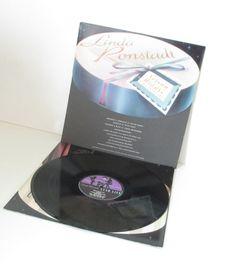 Linda Ronstadt, Lush Life, 1984, Vinyl LP Record Album
