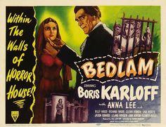 Boris Karloff - Bedlam