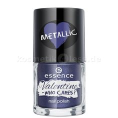 essence - Nagellack - valentine - who cares? - nail polish 02 - talk to the hand! - Cosmetics & False Eyelashes