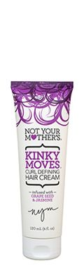 Kinky Moves curl cream #curlyhair #curlcontrol #curls