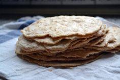 Homemade Whole-Wheat Tortillas recipe
