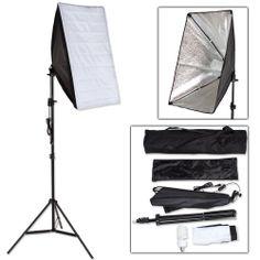TecTake Profi Fotostudio Studioleuchte Studioset: Amazon.de: Kamera & Foto