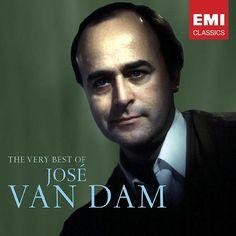 The Very Best of José Van Dam-Jose Van Dam-Warner Classics