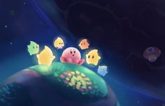 Kirby Nintendo, Super Smash Bros, Super Mario Bros, Star Citizen, Crossover, Banners, Kirby Character, Video X, Logic Video