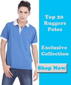India Violet: Top 20 Ruggers Polo Tees For Men