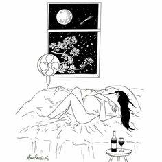 Websta @ glambeckett - seasons change, sadness never ends # drawing Sad Drawings, Feminist Art, Soul Art, Portrait Illustration, Minimalist Art, Erotic Art, Graphic, Dark Art, Art Inspo
