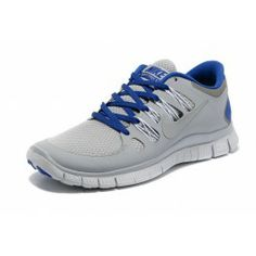 Nike Mens/Womens Free 5.0+ Barefoot-like Running Shoes Base Grey