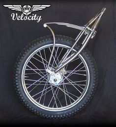 Voodoo Vintage Fabrication announces it's release of a traditional designed leaf-spring front end - VELOCITY