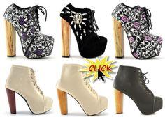 Botine cu toc gros – moda de dama online la picioarele tale