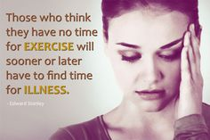 """""""Those who think they have no time for exercise will sooner or later have to find time for illness. Infographics, Exercise, Motivation, Ejercicio, Infographic, Excercise, Exercise Workouts, Infographic Illustrations, Daily Motivation"""
