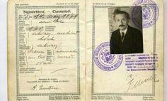 Исторические паспорта известных людей прошлого | Lettermatter