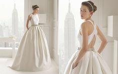 Suknie ślubne 2015 - przegląd najnowszych trendów #polkipl