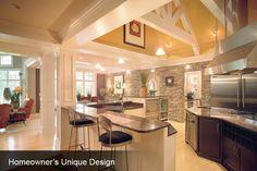 Kitchen Pictures - Custom Kitchens Photo Gallery | Schumacher Homes