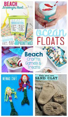 Beach - Crafts, Game