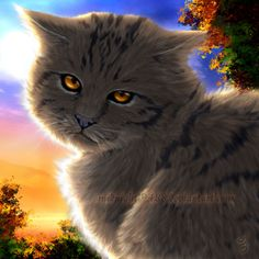 Warrior Cats Brambleclaw by Midnight19488.deviantart.com on @DeviantArt