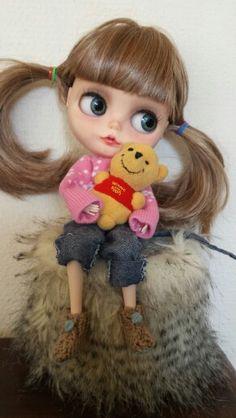 Blythe en pooh