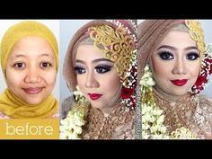 Hijab Tutorial Wisuda Full Step 2015 - YouTube