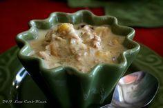 24/7 Low Carb Diner: Albuquerque Turkey White Chili/ Love the green chili pepper and cream cheese flavors.