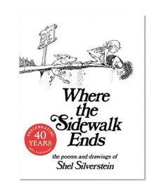 78 best shel silverstein images on pinterest books to read where the sidewalk ends 30th anniversary edition poems and drawingsshel silverstein fandeluxe Choice Image