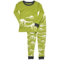 I LOVE these Dinosaur Pajamas by Carter's!  My favorite thing.....they glow in the dark!!!  Available in our Amazon Store in a variety of sizes.