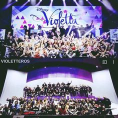 Violetta en vivo 2013/2014& violetta live 2015