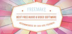 Software by Freemake: il top per convertire file audio e video