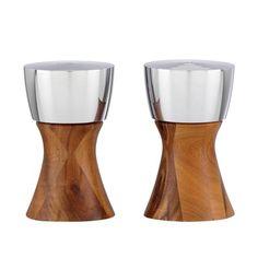 Dansk Dansk Wood Bergit Salt/Pepper | Wayfair